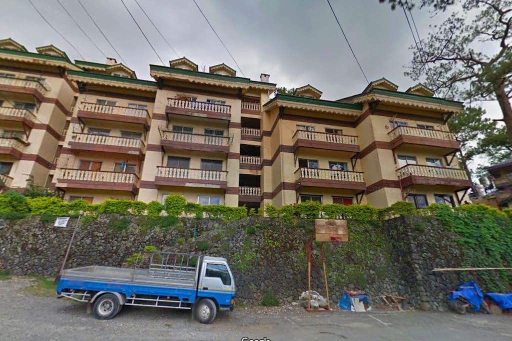 Baguio Townhouse Condominium