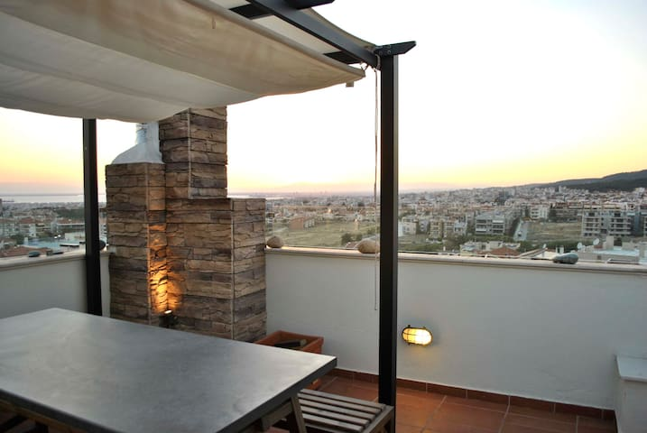 5* LOFT PILAIA -splendid view 360*