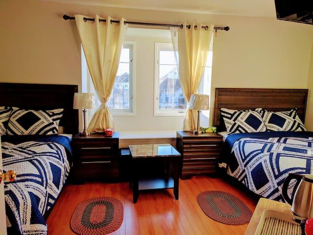 Room #1 2Q.beds