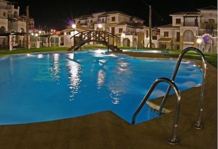 Andalus Thalassa - Vera, Spain - Vera - Huoneisto