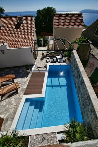 House Lavander Ma-Lu - Tucepi - Villa