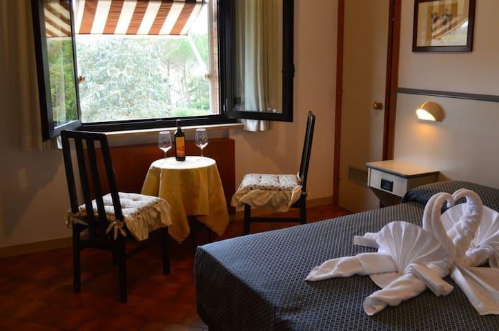 Camera Singola - Hotel Ai Tufi