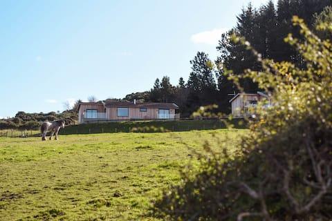 Pheasant Lodge- Stunning views, rural location