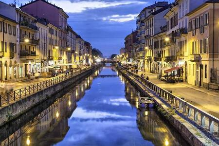 Navigli Split level apartment silent but central! - Milano