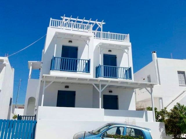 Traditional studio in the center of Antiparos
