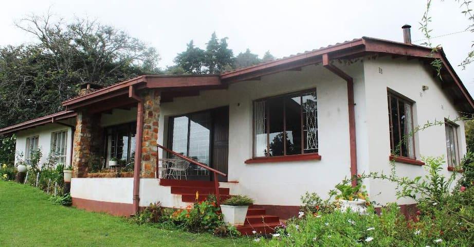 Family Home in Nyanga Town