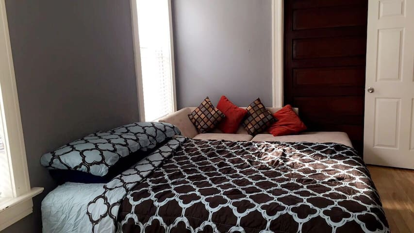 Comfortable room in Saint Louis - St. Louis - Apartamento