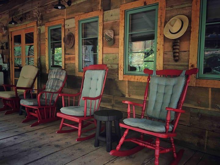 Love Creek Cabin | A Sanctuary | Arnold-Murphys