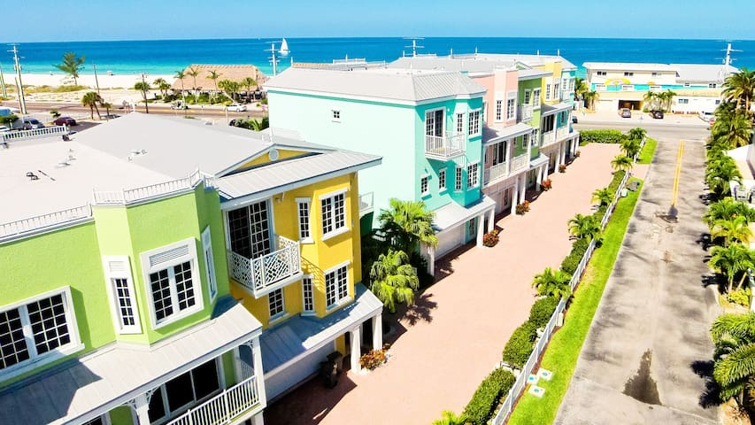 South Beach Village Townhome 115
