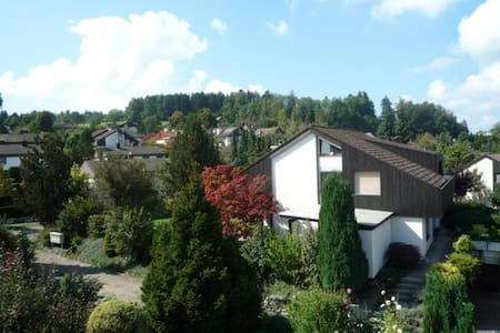 Nice big house, quiet neighbourhood, near City - Ebmatingen - Haus