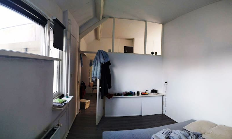 [Pop-up Hotel] Apartment 30min Bus From Amsterdam
