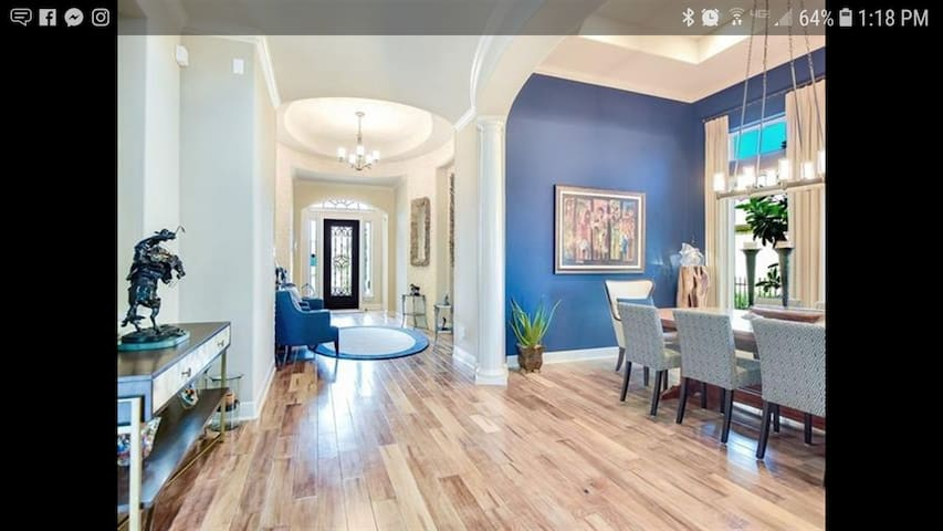 Large South Austin Luxury Estate Families Welcome!