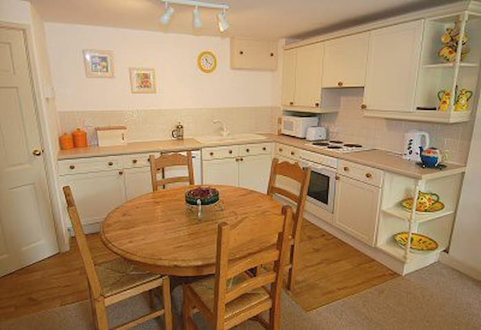 Apartment in converted Mill - Ivybridge - Daire