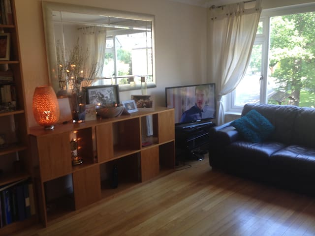 A single room in a modern clean house - Bromley