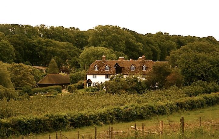 Completely refurbished peaceful rural cottage
