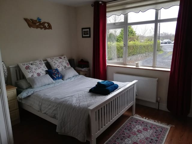 Rosie's retreat Warm and bright rooms to rent!