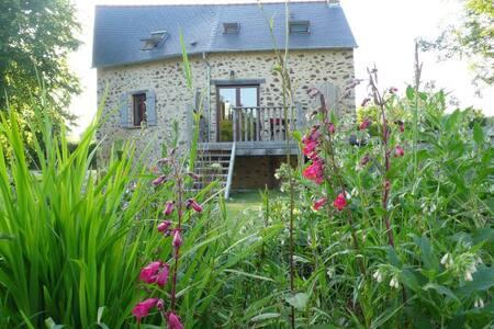 Maison de Tisserand proche Laval - 5mn A81 - Wifi