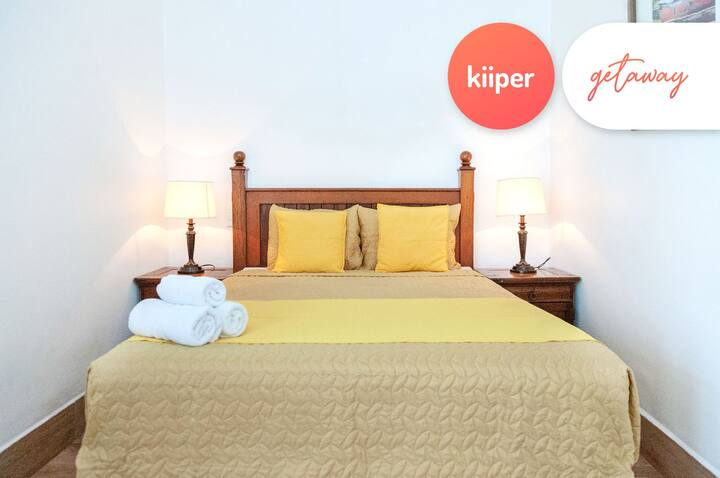 kiiper | Sun-filled Apartment in Flores | 2 PPL