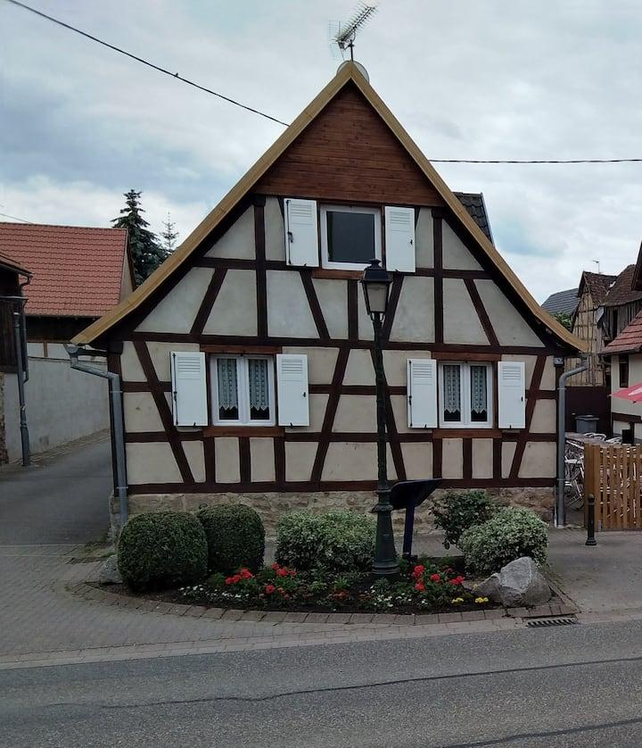 Gite de la Kirneck Valff (Alsace)