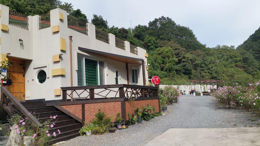 친환경전원주택, 한적한 시골마을에서의 하룻밤