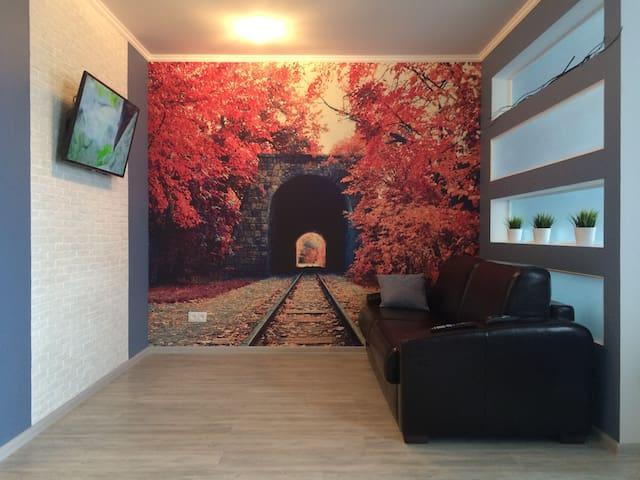 Квартира люкс с джакузи - Сергиев Посад - Lägenhet