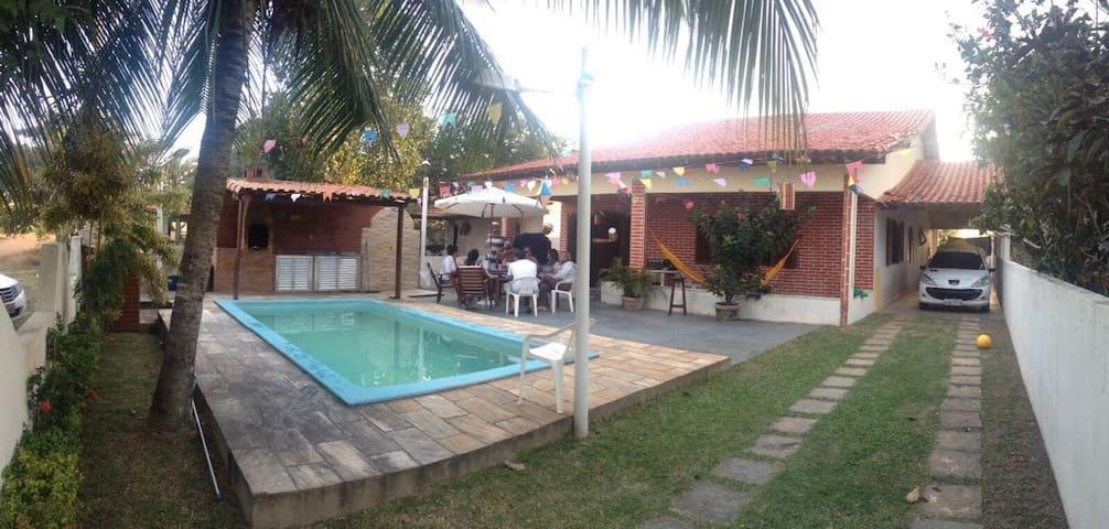 Casa Ideal para Festas/Férias e Relaxar em Jaconé - Saquarema - Hus