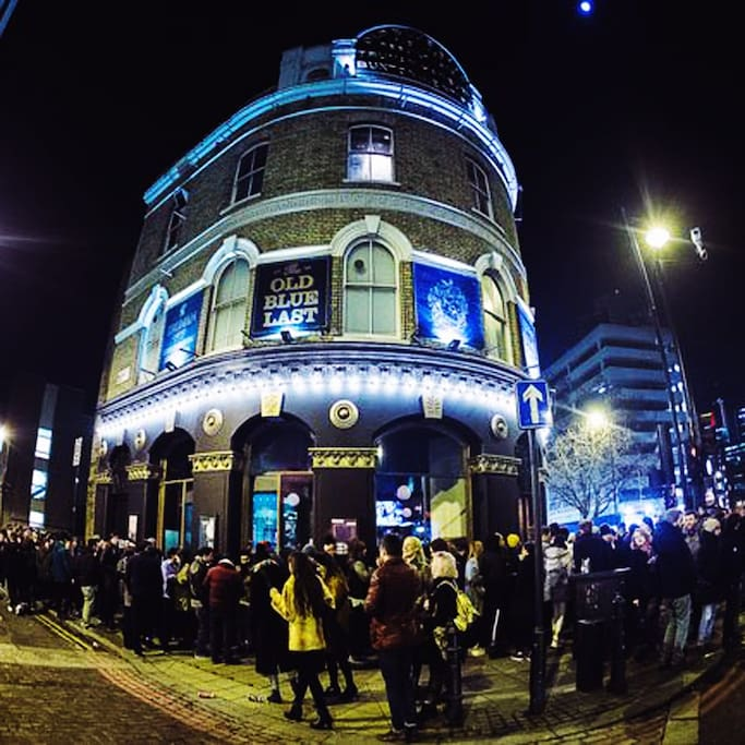 Photo of The Old Blue Last