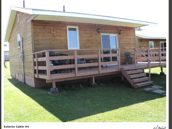CNG Country Cabins Cabin #4