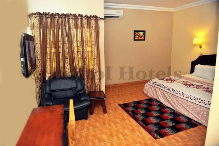 Koltotel Plaza and Suites - King Size