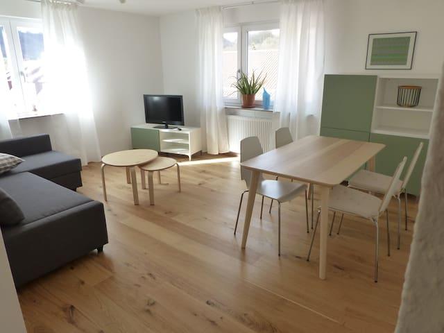 Neue Ferienwohnung Bad Überkingen - Bad Überkingen - Apartmen