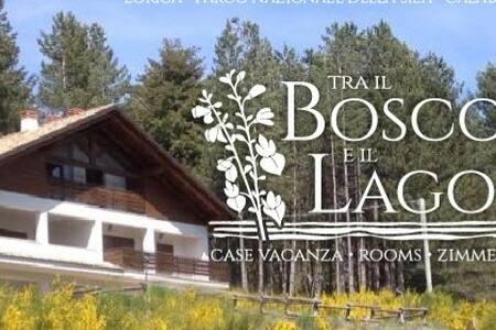 ...tra il bosco e il lago, Casa Ginestra...