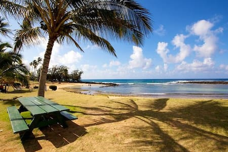 Cozy 1 Bedroom Condo on Poipu Beach - Koloa - Wohnung