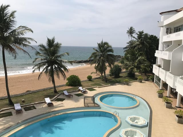 DLX DBL Room With Sea View & free Late Check Out