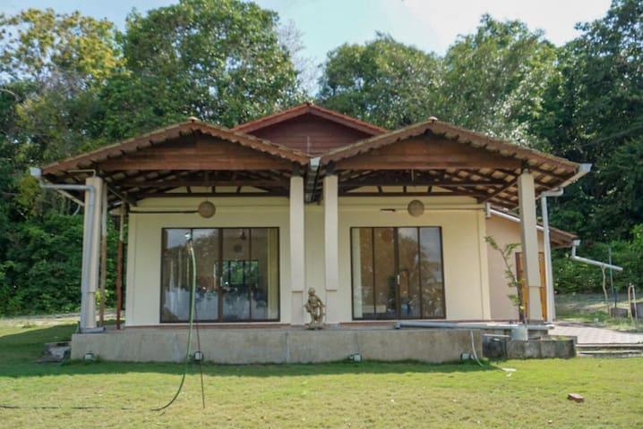 2 Bedroom Villa on Pasir Panjang Beach
