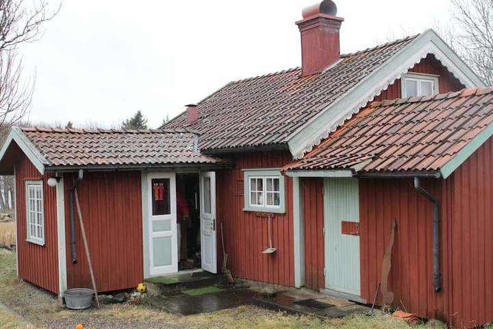 Summerhouse, the Westcoast of Sweden - Strömstad - Srub