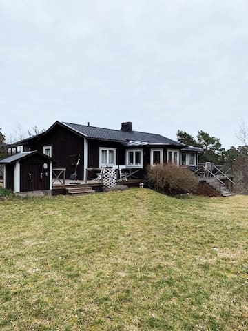 Hyr i Skärgården på underbara Djurö!