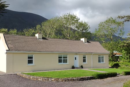 Spacious family friendly home on the Ring of Kerry