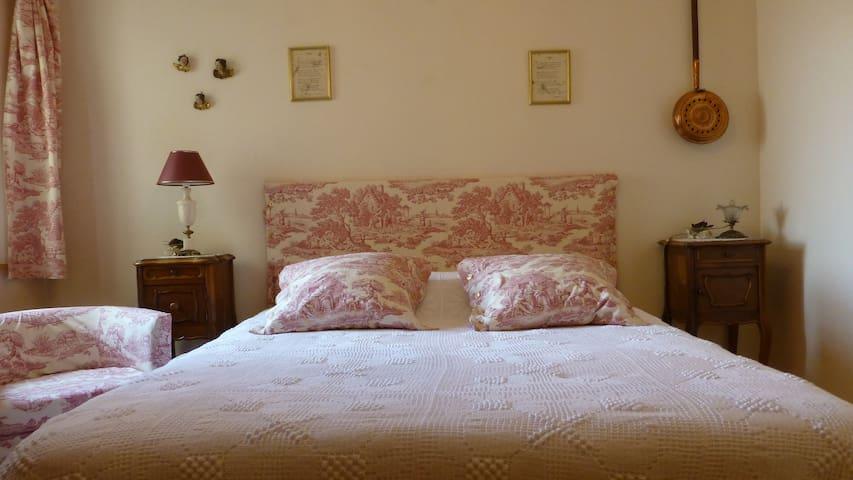 chambre Hortense lit 160x200