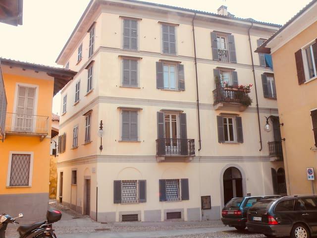 Appartamento di Via Cadorna