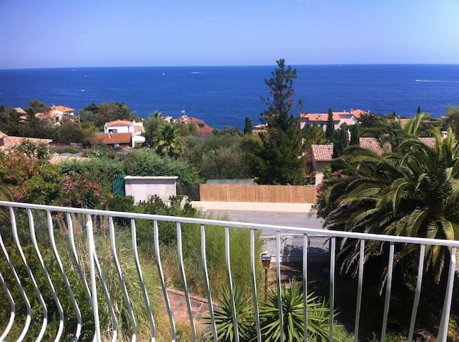 Saint Raphaël Anthéor Villa vacances vue mer XXL