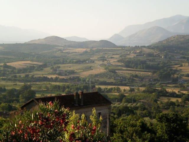 Small Rustic Italian Home -