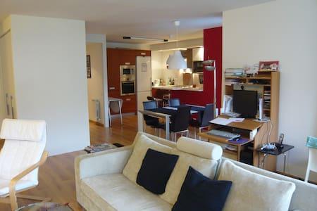 Private room in modern apartment by the Sea - El Masnou - Apartmen