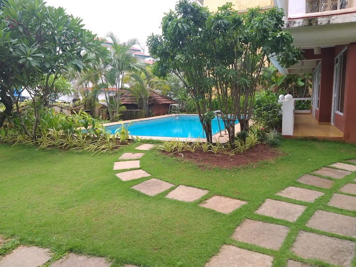 1 BEDROOM APARTMENT CLOSE TO THE RIVER AND BEACH.
