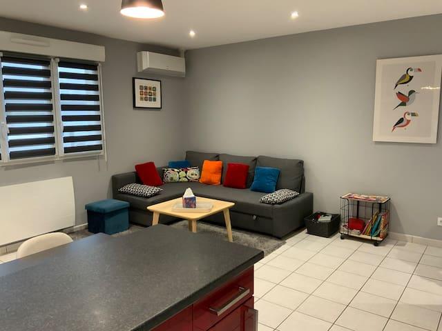 लिविंग रूम