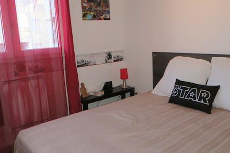 Appartement T2 tout confort avec parking sécurisé - Toulouse - Wohnung