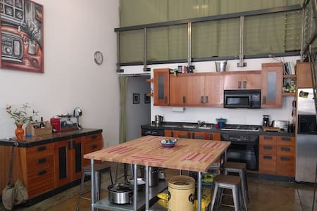 South Beach/SOMA Loft 1BR/1BA - San Francisco - Loft