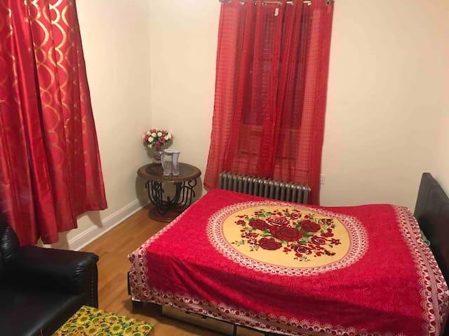 Sweet room on prime location