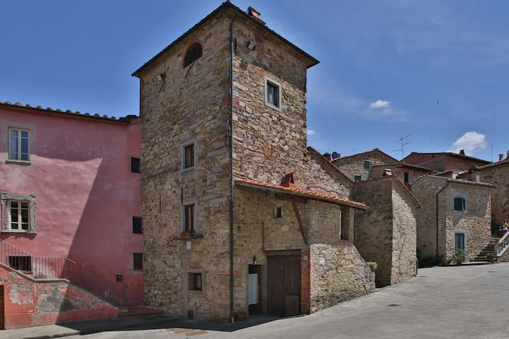 La Miccia, sleeps 4 guests in Pergine Valdarno - Pergine Valdarno - Apartment