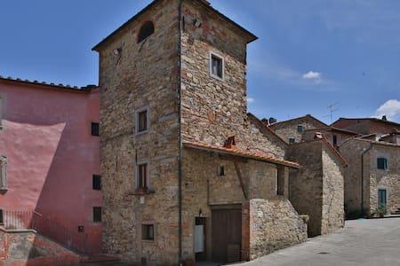 La Miccia, sleeps 4 guests in Pergine Valdarno - Pergine Valdarno