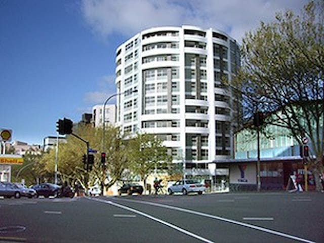Peace and quiet in the city centre! - Auckland - Appartement